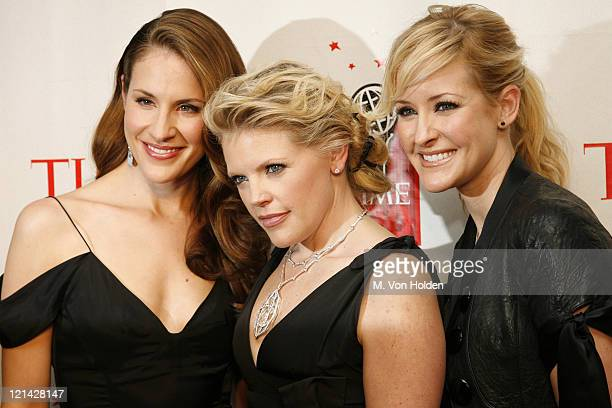 Emily Robison Natalie Maines and Martie Maguire Dixie Chicks