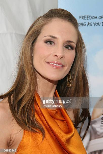Emily Robison of he Dixie Chicks during The Weinstein Company Premiere of 'Shut Up Sing' Red Carpet and Inside Arrivals at Regal Cinemas Union Square...