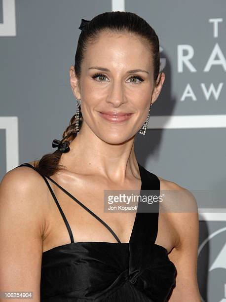 Emily Robison of the Dixie Chicks nominees Best Country Performance By A Duo Or Group With Vocal Best Country Album Record Of The Year Song of the...