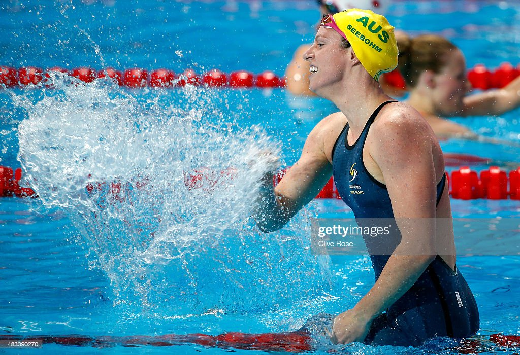 Swimming - 16th FINA World Championships: Day Fifteen