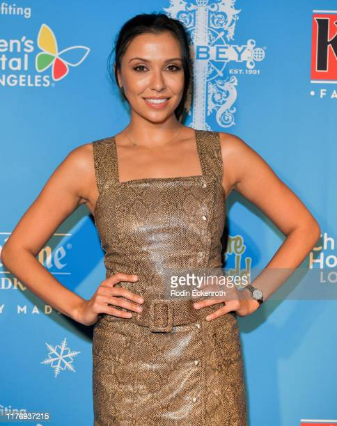 Emily Shah attends the Children's Hospital of Los Angeles Christmas In September Toy Drive at The Abbey on September 24 2019 in West Hollywood...