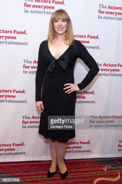 Emily Skinner attends The 2017 Actors Fund Gala at Marriott Marquis Times Square on May 8 2017 in New York City