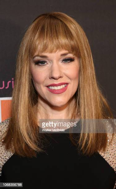 Emily Skinner attends the After Party for the Broadway Opening Night of 'The Cher Show' at Pier 60 on December 3 2018 in New York City