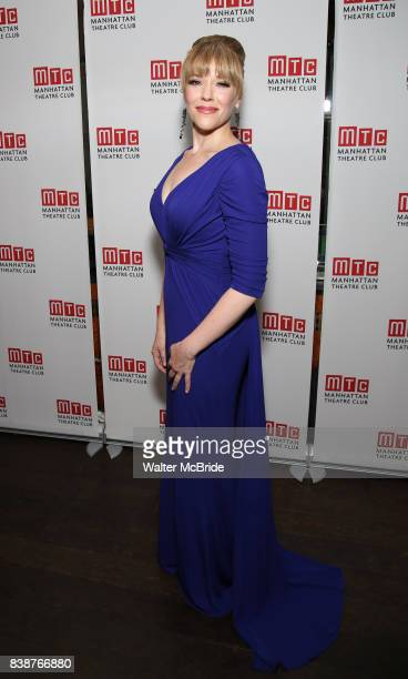 Emily Skinner attends the Broadway Opening Night After Party for 'Prince of Broadway' at Bryant Park Grill on August 24 2017 in New York City