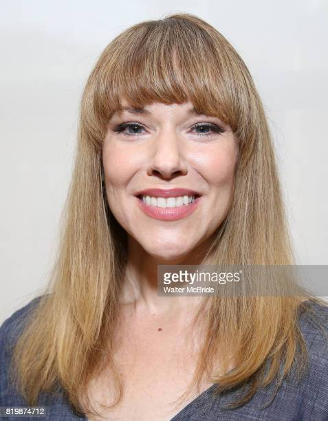 Emily Skinner attends the Meet Greet for the Manhattan Theatre Club's Broadway Premiere of 'Prince of Broadway' at the MTC Studios on July 20 2017 in...