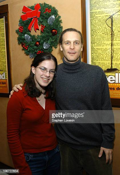 Emily Stagg and Sean Welch producer during Cinemax Reel Life Documentary Film Spellbound Special Screening in Association with PENCIL The New York...