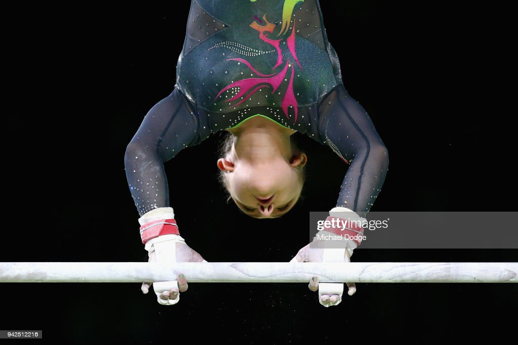 Gymnastics - Commonwealth Games Day 2 : News Photo