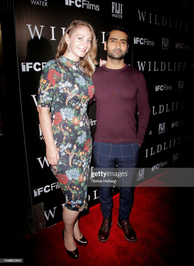 "Los Angeles Premiere For IFC Films' ""Wildlife"" - Red Carpet : Foto jornalística"