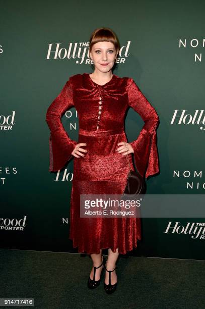 Emily V Gordon attends The Hollywood Reporter 6th Annual Nominees Night at CUT on February 5 2018 in Beverly Hills California