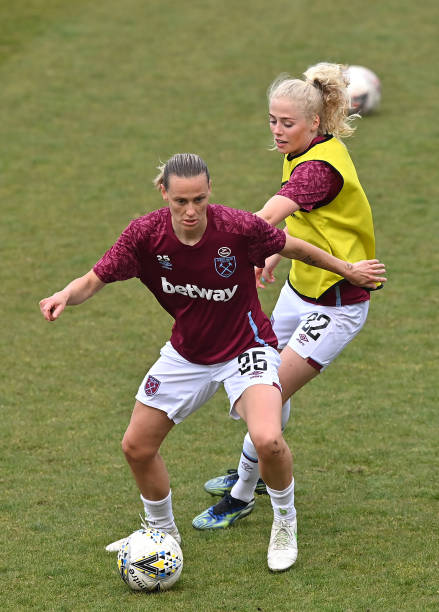 GBR: West Ham United Women v Aston Villa Women - Barclays FA Women's Super League