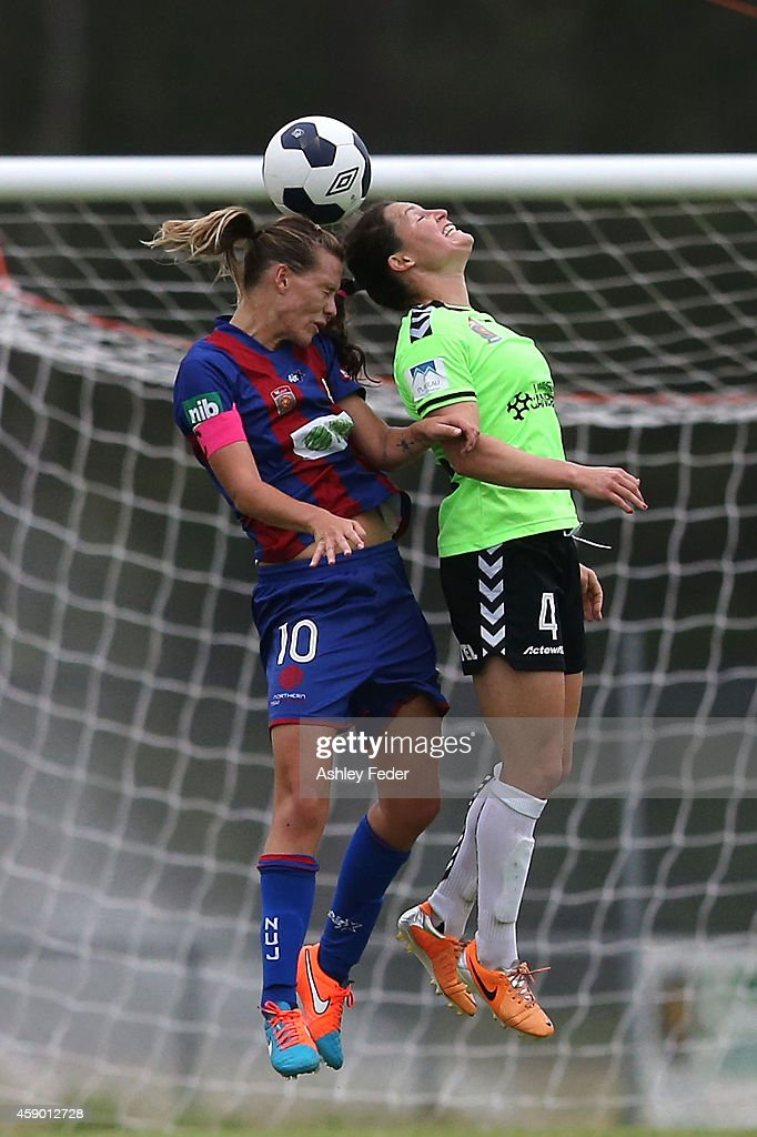 W-League Rd 10 - Newcastle v Canberra