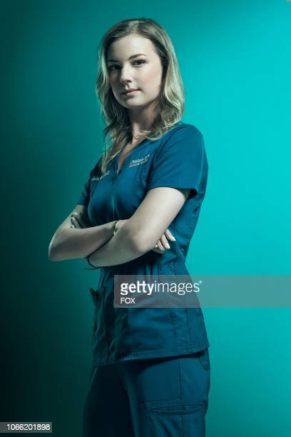 Emily VanCamp as Nicolette Nevin in Season Two of THE RESIDENT premiering Monday Sept 24 on FOX