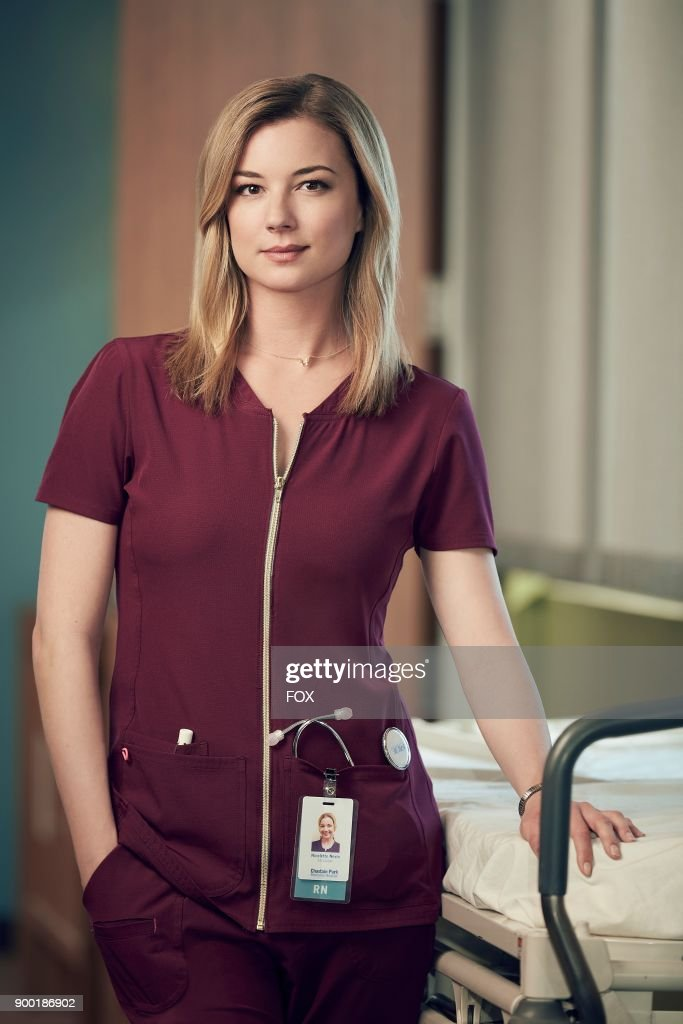 Emily VanCamp as Nicolette Nevin in THE RESIDENT premiering Sunday, Jan. 21 (10:00-11:00 PM ET/7:00-8:00 PM PT), following the NFC CHAMPIONSHIP GAME, and makes its time period premiere on Monday, Jan. 22 (9:00-10:00 PM ET/PT).on FOX.