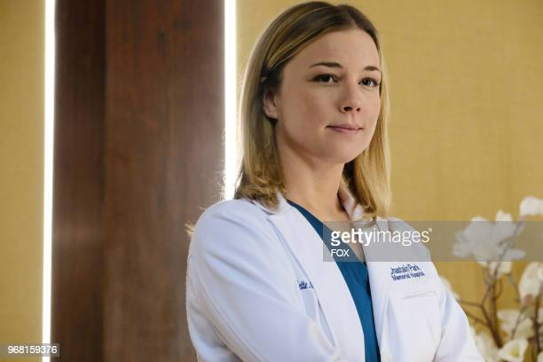 Emily VanCamp in the 'Family Affair' episode of THE RESIDENT airing Monday March 19 on FOX