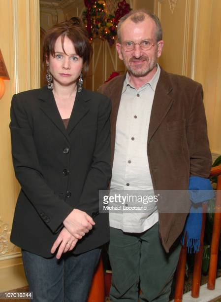 Emily Watson and Chris Noonan Director *Exclusive*