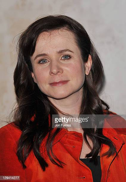 Emily Watson attends the gala screening of 'Oranges and Sunshine' at BFI Southbank on March 22 2011 in London England