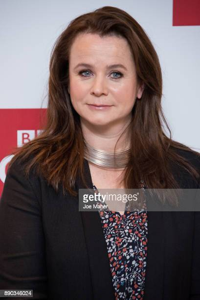 Emily Watson attends the 'Little Women' special screening at The Soho Hotel on December 11 2017 in London England