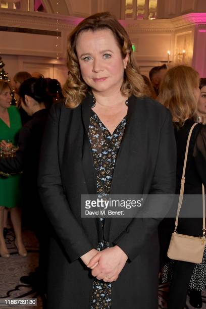 Emily Watson attends the Women in Film and TV Awards 2019 at Hilton Park Lane on December 06 2019 in London England