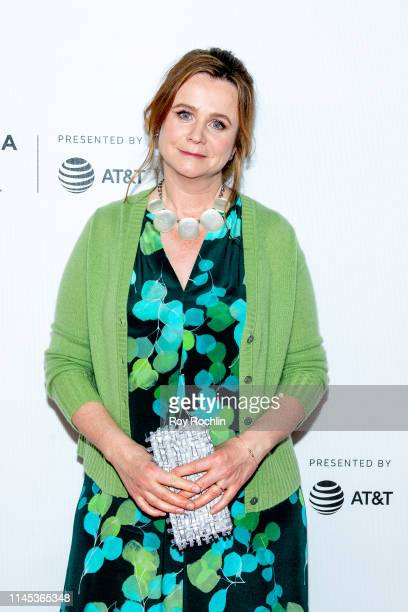 Emily Watson attends Tribeca TV Chernobyl at the 2019 Tribeca Film Festival at Spring Studio on April 26 2019 in New York City