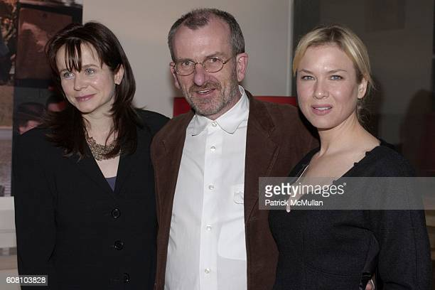 """Emily Watson, Chris Noonan and Renee Zellweger attend Tribeca Cinema Series Hosts """"Miss Potter"""" Tea Party and Beatrix Potter Gallery Launch at..."""