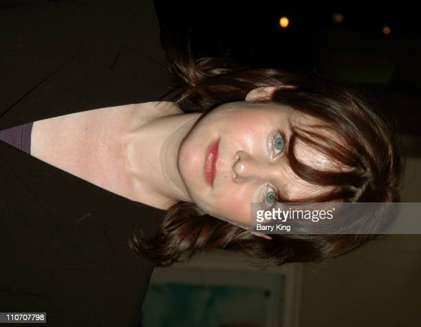 Emily Watson during American Cinematheque Screening of Miss Potter and QA with Emily Watson and Director Chris Noonan at Aero Theatre in Santa Monica...