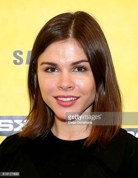 Emily Weiss founder and CEO of Glossier attends 'Self Sells How Glossier is Delivering Beauty IRL' during the 2016 SXSW Music Film Interactive...