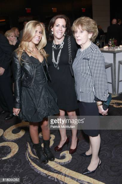 Emily Weiss Hyla Weiss and Rita Tansky attend NEIMAN MARCUS And Friends Honor BURT TANSKY at Mandarin Oriental Hotel on September 15th 2010 in New...
