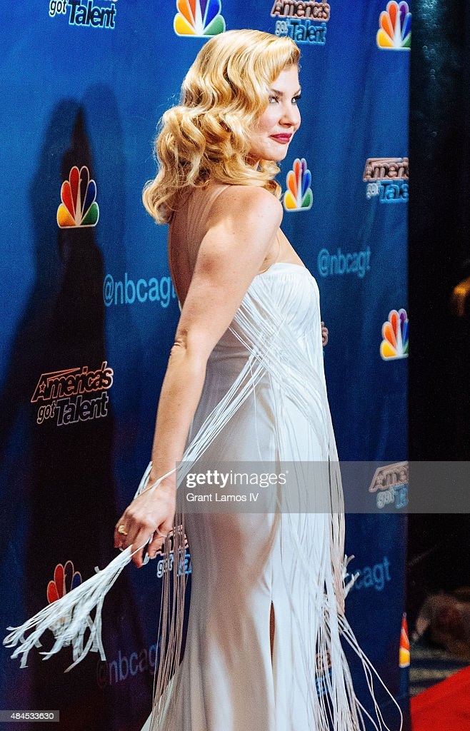 """""""America's Got Talent"""" Post-Show Red Carpet Event - August 19, 2015"""