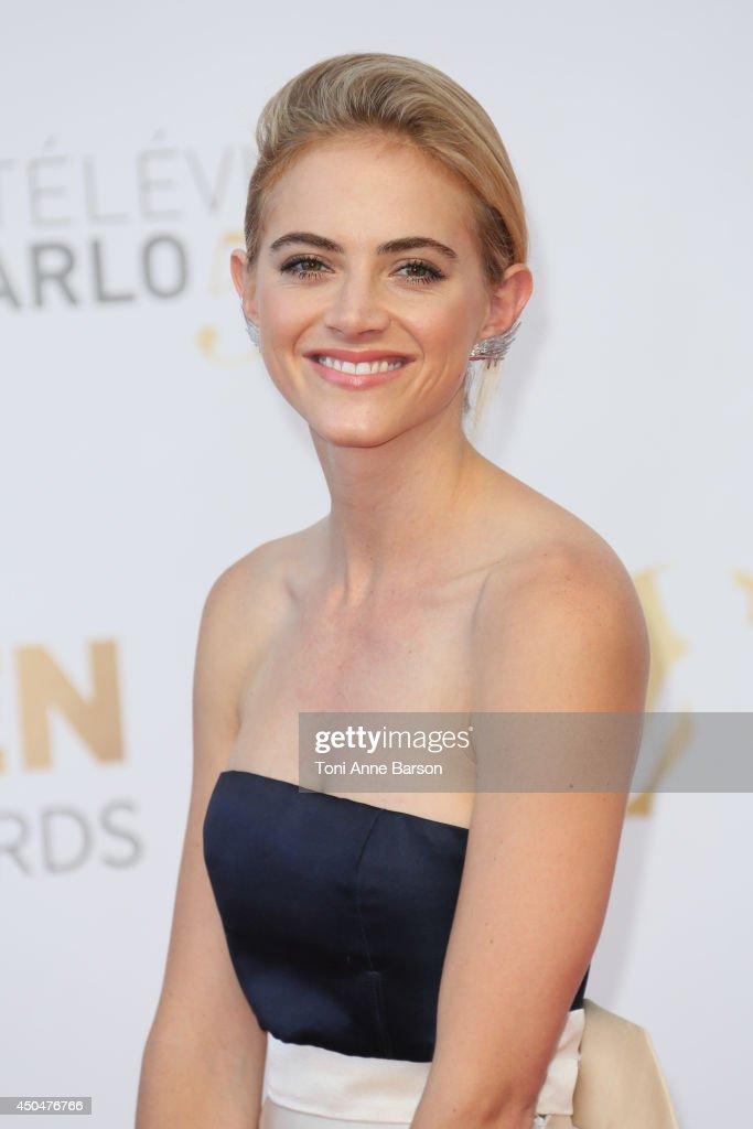 Emily Wickersham - CBS Television Studios Summer Soiree in