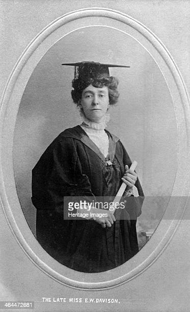 Emily Wilding Davison the most famous suffragette of all 1909 Emily Wilding Davison gave up her teaching post to become a career militant She joined...