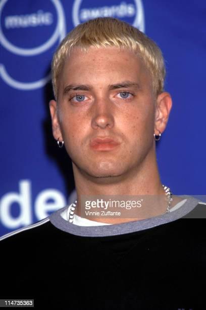 Eminem Backstage 1999 MTV Video Music Awards in NYC September 1999