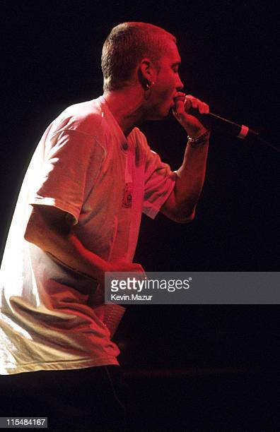 Eminem during Eminem in Concert at the House of Blues February 26 2006 at House of Blues in Los Angeles California United States