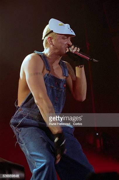Eminem Performing at London Arena