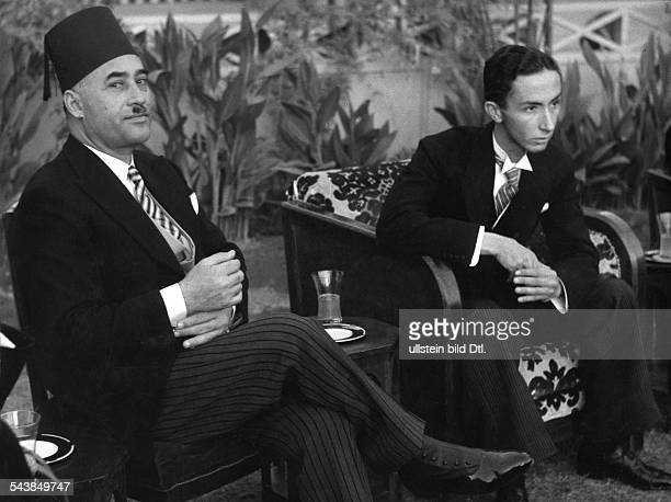 Emir AbdulIllah Crown Prince of Iraq*071958 and nn Photographer Max Ehlert ca 1935Vintage property of ullstein bild