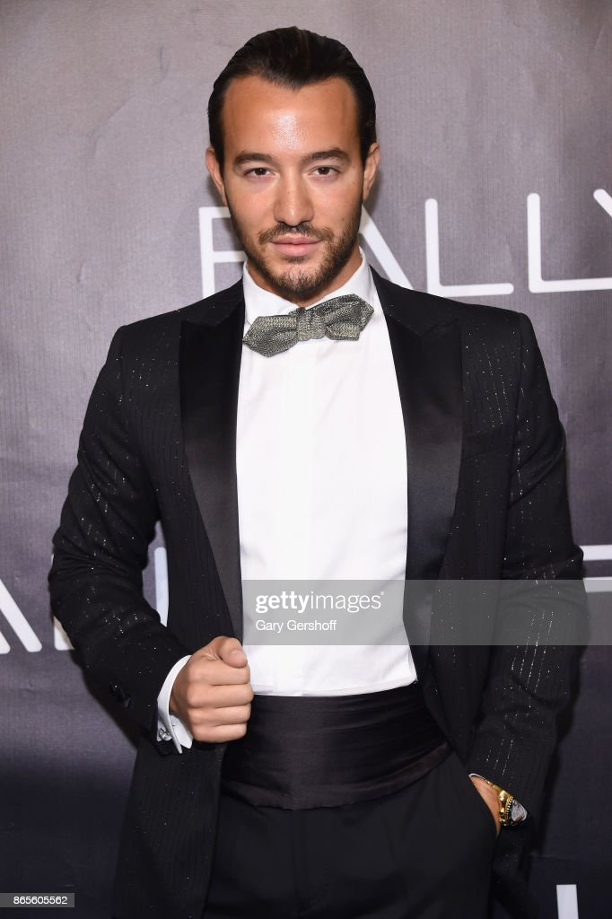 Emir Bahadir attends Angel Ball 2017 at Cipriani Wall Street on October 23, 2017 in New York City.