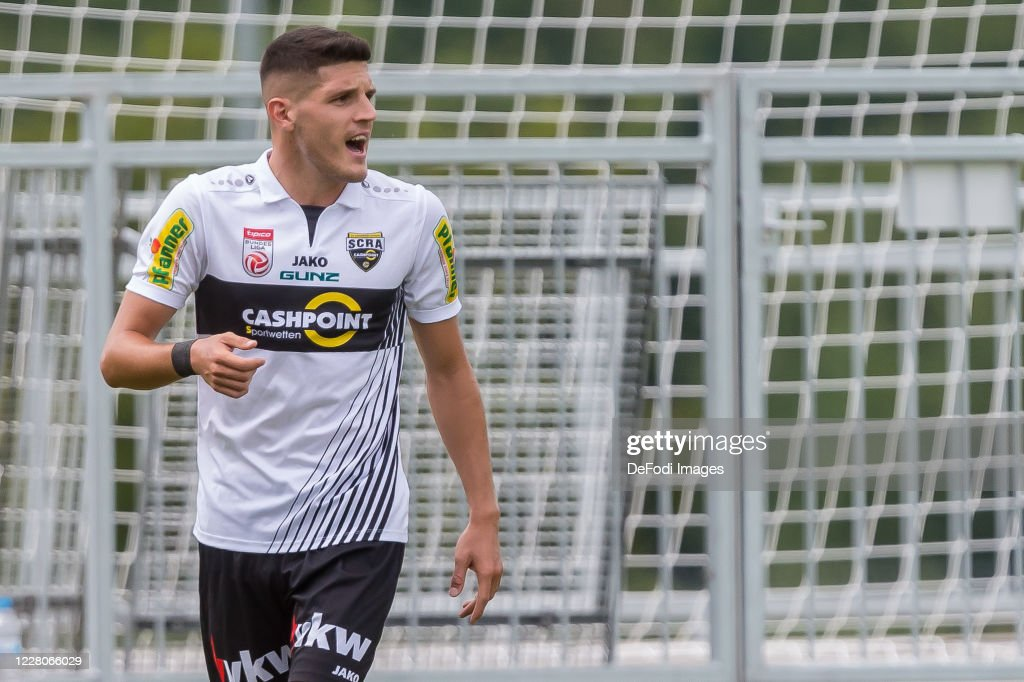 1.FC Heidenheim vs SC Altach  - Pre-Season Friendly : Nachrichtenfoto