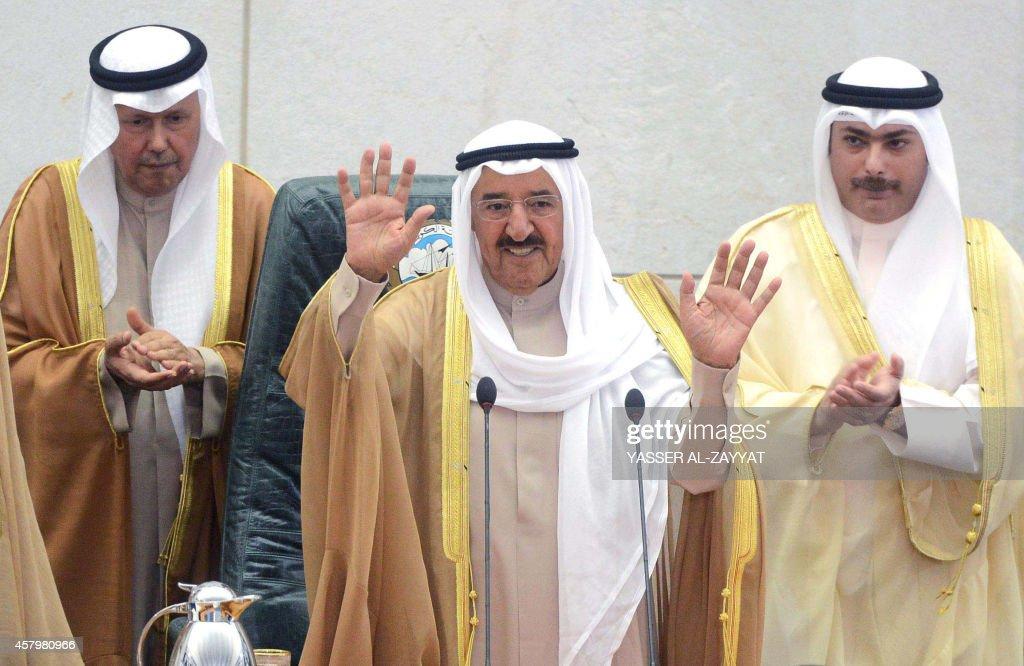 KUWAIT-ENERGY-OIL-ECONOMY-BUDGET : ニュース写真