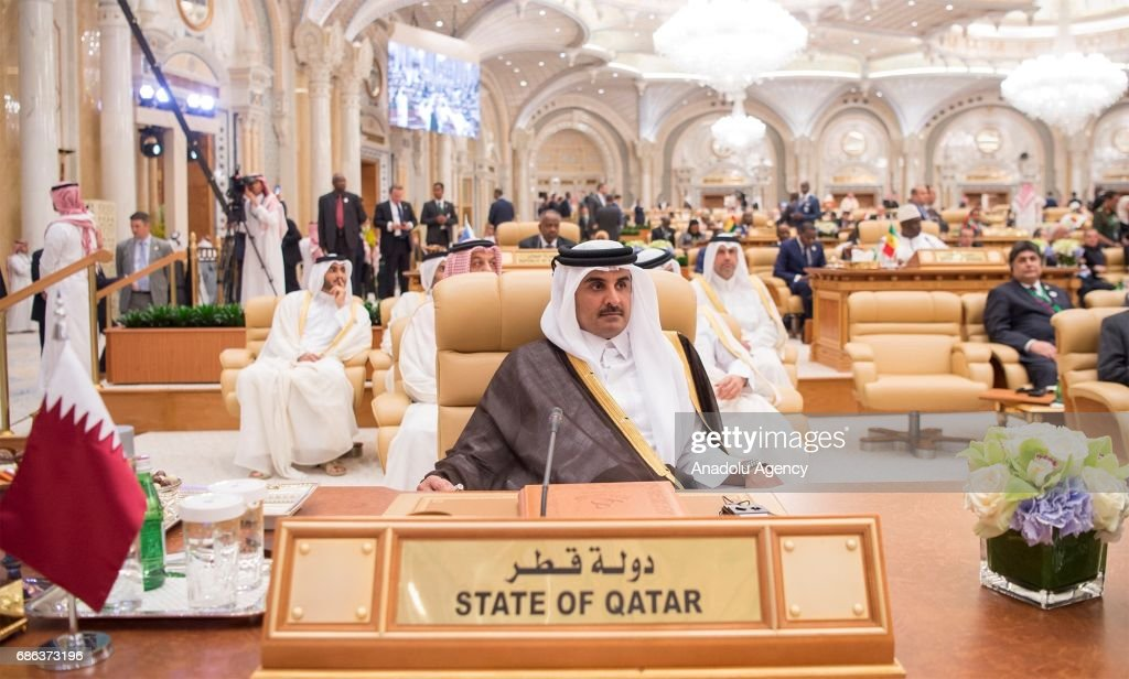 Arabic Islamic American Summit : News Photo