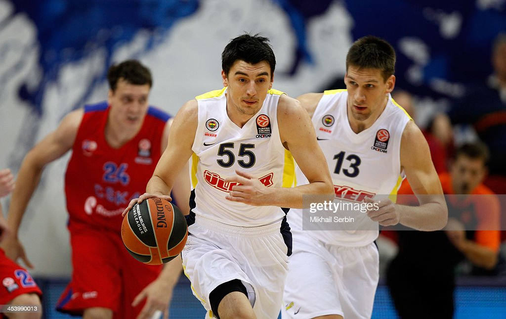 CSKA Moscow v Fenerbahce Ulker Istanbul - Turkish Airlines Euroleague