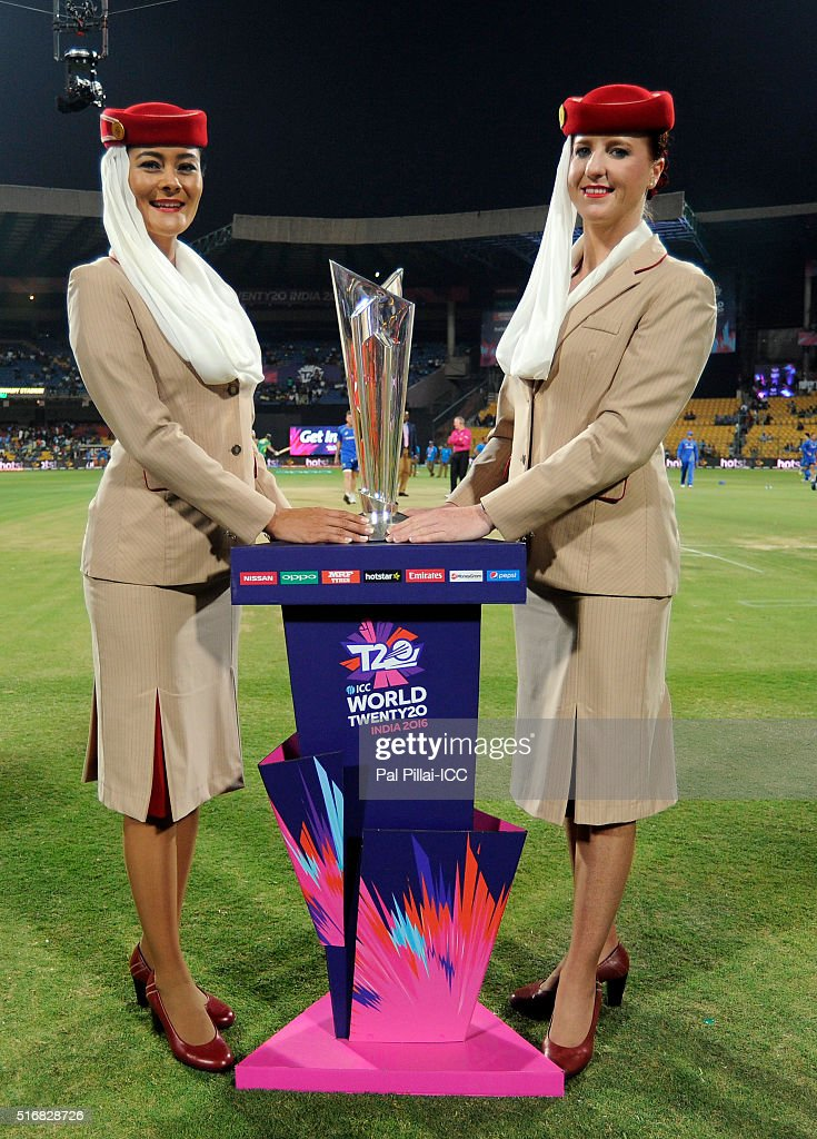 ICC World Twenty20 India 2016: Australia v Bangladesh : News Photo