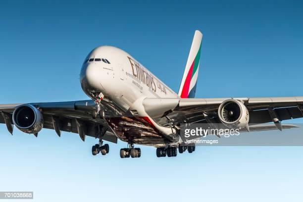 Airbus A380 Emirates Airline