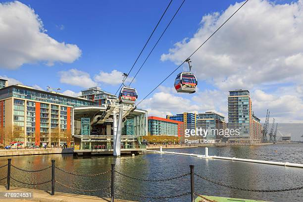 Emirates Cable Cars Terminal.