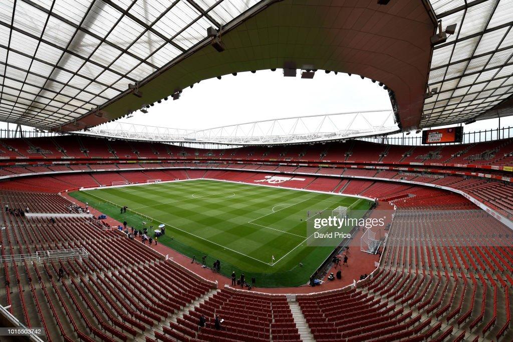 Arsenal FC v Manchester City - Premier League : ニュース写真