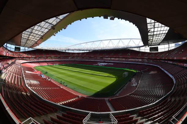 GBR: Arsenal FC v Burnley FC - Premier League