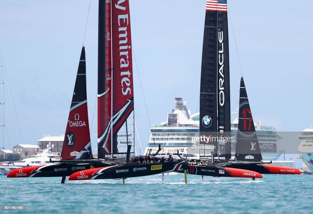 America's Cup Match Presented by Louis Vuitton - Day 5