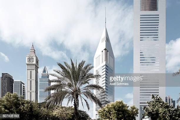 Emirates Towers, Dubai Downtown