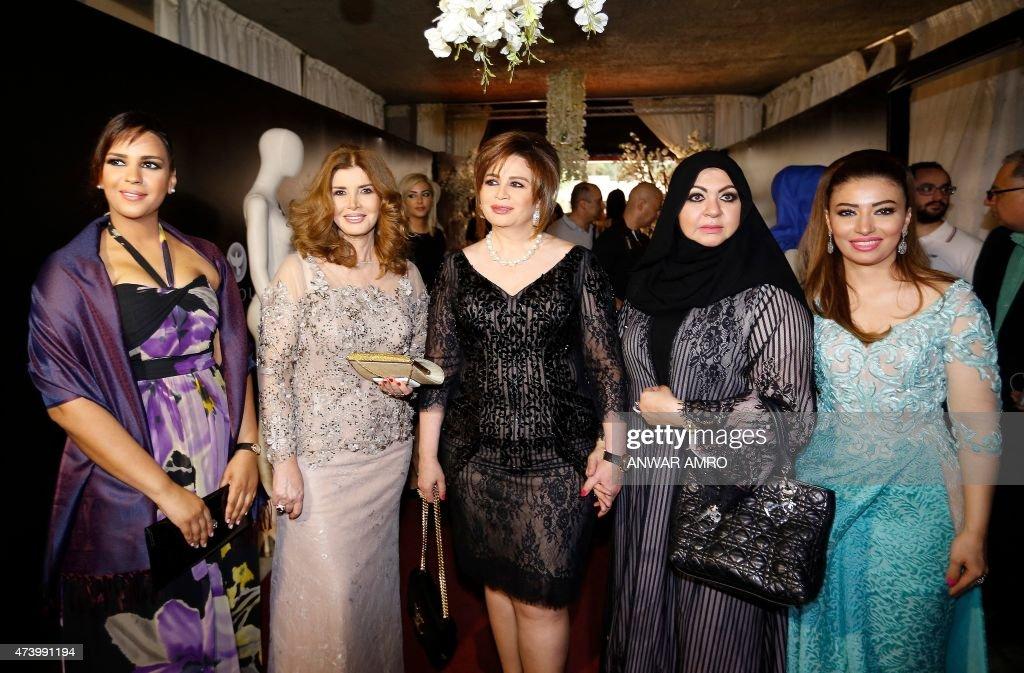 Emirati Designer Mona Al Mansouri Poses For A Photo With Emirati News Photo Getty Images