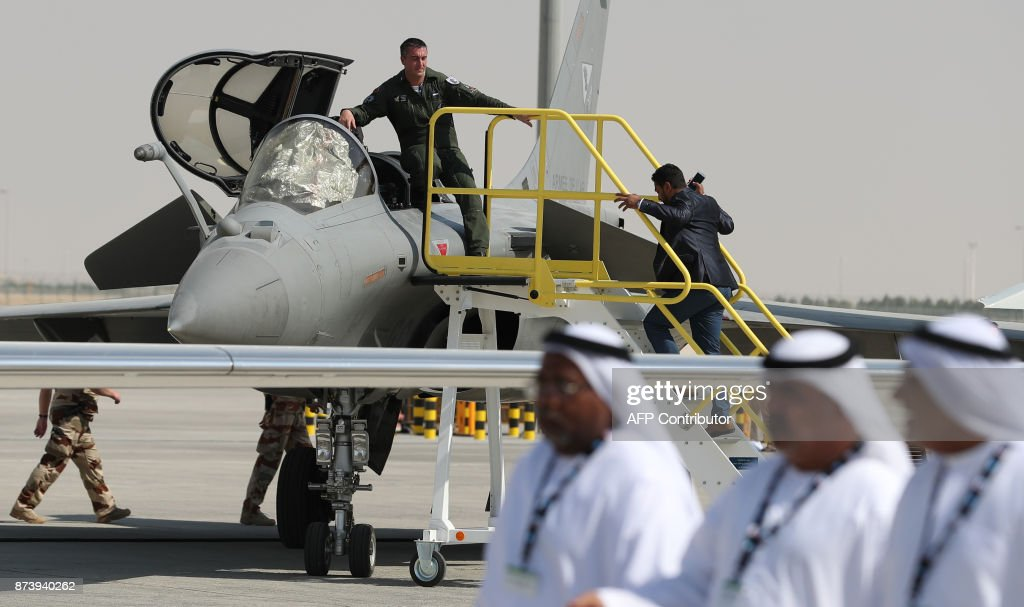 Dubai Airshow in the United Arab Emirates Photos and Images Getty