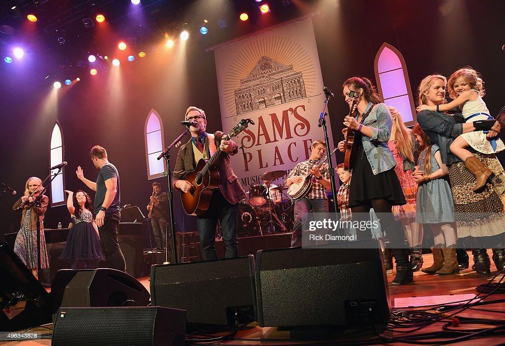 Sam's Place - Music For The Spirit - November 8, 2015