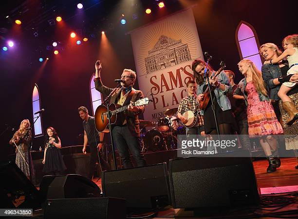 EmiSunshine, Jeremy Camp, Jimmy Wayne and The Willis Clan join Host Steven Curtis Chapman during Sam's Place - Music For The Spirit at Ryman...